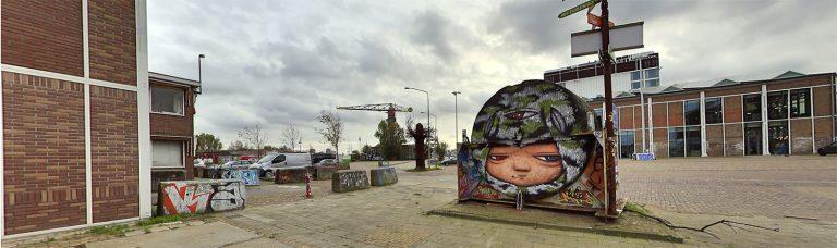NDSM terrein, Amsterdam