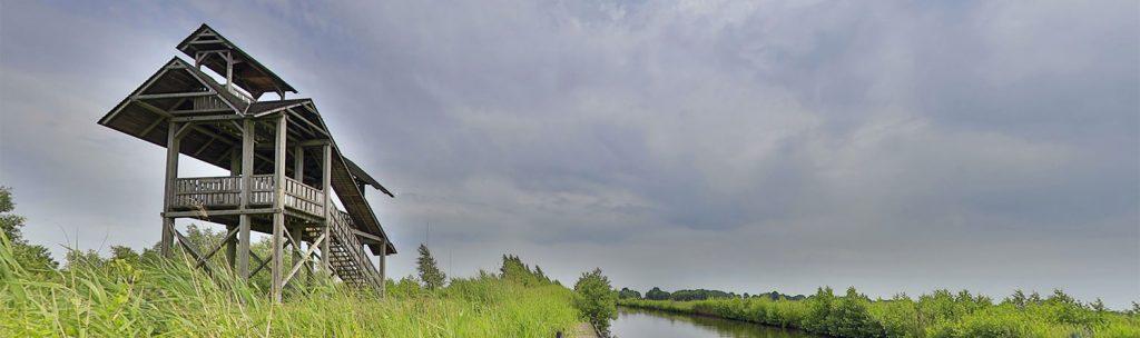 Kijkhut Zuidlaardermeer