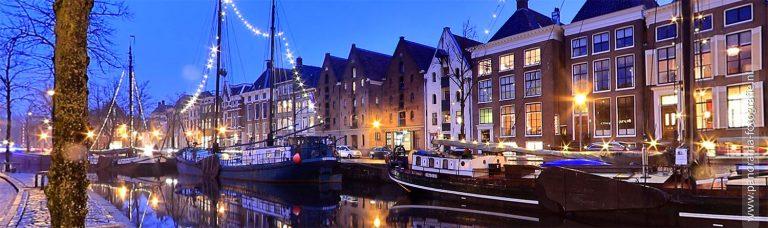Groningen in kerstsfeer