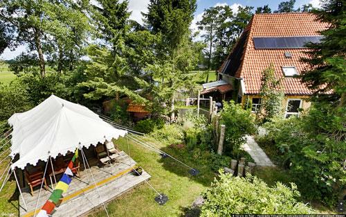 Minicamping en B&B Buitenwereld