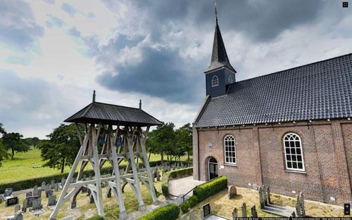Hervormde kerk Wijnjeterp