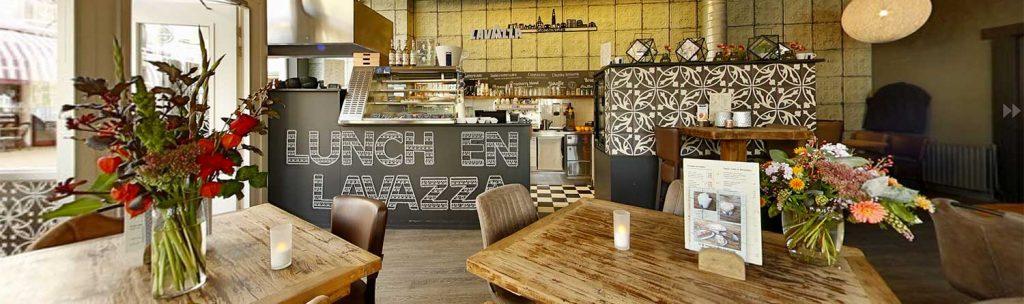 Lunch & LavAzza