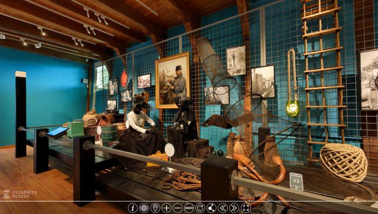 'Zee vol verhalen', Zuiderzeemuseum